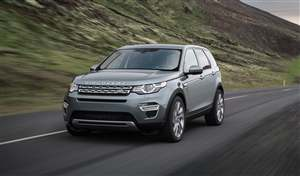 Land Rover Discovery Sport ...