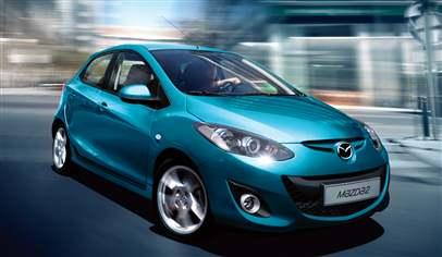 Mazda Mazda2 1.3 TS 5dr Car Review   March 2012