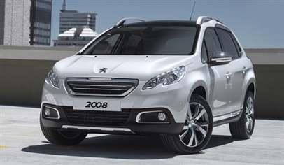 Peugeot 2008 Crossover Active 1.2 VTi 5dr Car Review - June 2013
