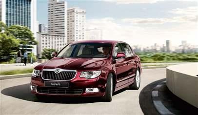 Skoda Superb Laurin Klement 3 6 V6 4x4 Dsg 5dr Car Review June