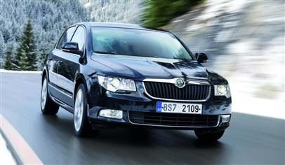 Skoda Superb Elegance 3 6 V6 4x4 5dr Car Review March 2012