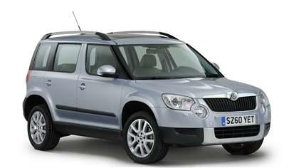 Skoda Yeti Car Reviews Expert And User Reviews