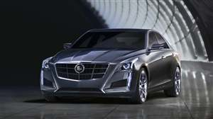 Cadillac CTS images leaked