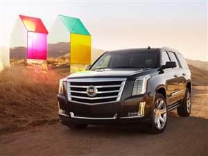 Cadillac Escalade unveiled