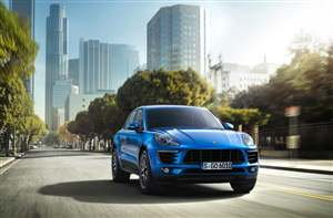 Porsche Macan SUV revealed