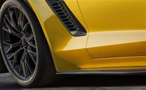 Chevrolet Corvette Z06 teased