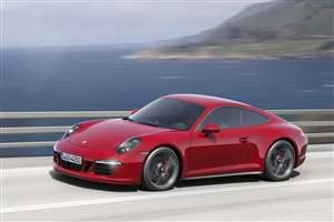New Porsche 911 on sale