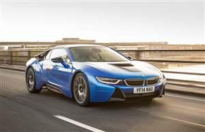 BMW i8 Reviews