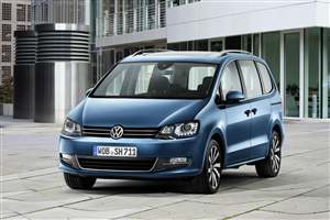 Volkswagen Sharan upgrade
