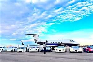 Floyd Mayweather's Cars