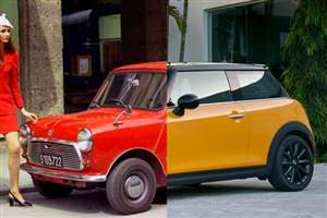 Popular cars: Then and now