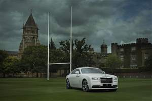 Rugby inspired Rolls-Royce