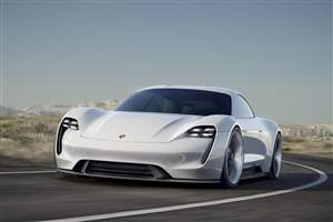 Porsche's electric mission