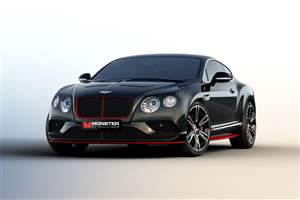 Mulliner's Monster Bentley