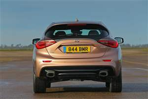 Q30 joins Infiniti line up
