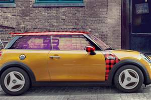 MINI Hipster Hatch