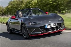 MX-5 Icon ltd edition