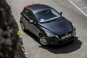 Mazda2 red edition