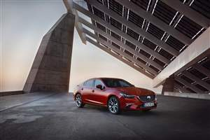 Mazda6 range upgraded