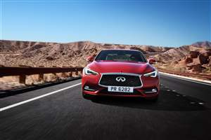 Infiniti reveal Q60 pricing