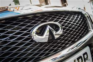 Infiniti sales success