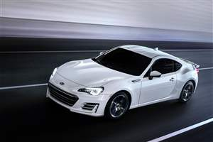 BRZ gets New Year refresh