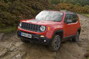Renegade: 4x4 of the Year