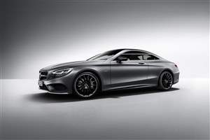 S-Class Coupe on way