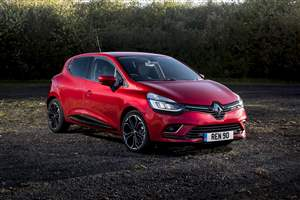 New range-topping Clio