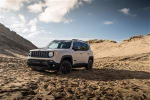 Limited edition Jeep Renegade