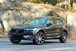 New Volvo XC60 revealed