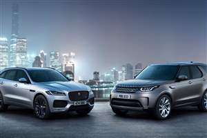 JLR sell car every 30 seconds
