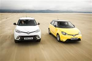 Record start to year for MG