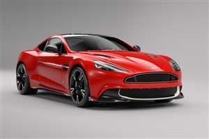 Aston Martin RAF edition