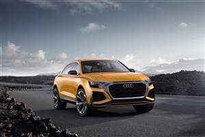 Two new Audis join the Q