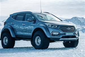 Hyundai Antarctic challenge