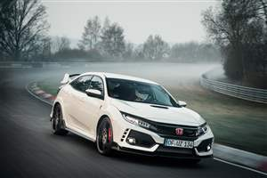 Record-breaking Civic Type R