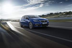 Refreshed Peugeot 308 on way