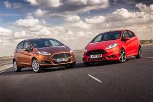 Fiesta retains top spot