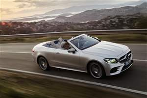 Two models in E-Class line up