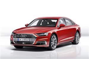 Audi reveal new A8