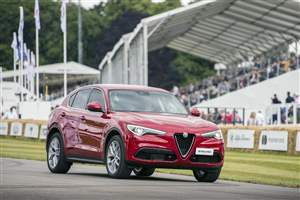 Alfa Romeo Stelvio pricing