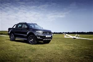 Black edition Ford Ranger