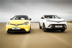MG's record growth