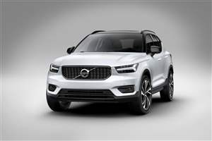All-new XC40 joins SUV line up