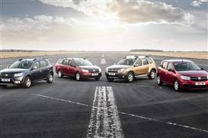 Latest Dacia deals
