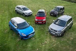 Latest Suzuki offers