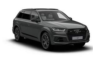 New Audi Q7 models