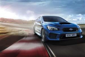 WRX STI bows out on high