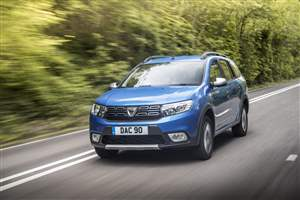 Black Friday: Dacia opt out